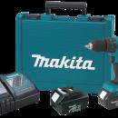 Makita Cordless Combi Hammer Drills