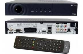 VU+ Satellite media player streaming
